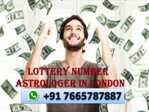 Lottery Number Astrologer in London