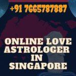 Online love astrologer in Singapore